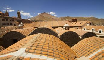 Visit Potosi, a UNESCO world heritage site, in Bolivia