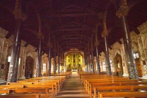 Witness the historic beauty of the Jesuit Missions in Bolivia