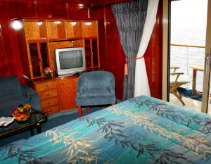 Sea Explorer's Veranda Suite.