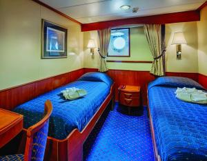 Sea Adventurer's Category 5 Cabin.