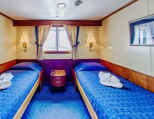 Sea Adventurer's Category 6 Cabin.
