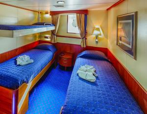 Sea Adventurer's Category 2 Cabin.
