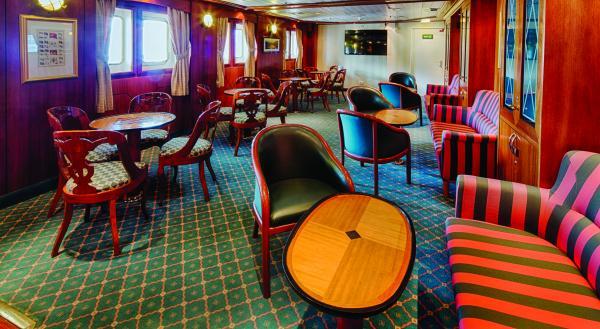 Sea Adventurer - Antarctic & Arctic Cruise Ship