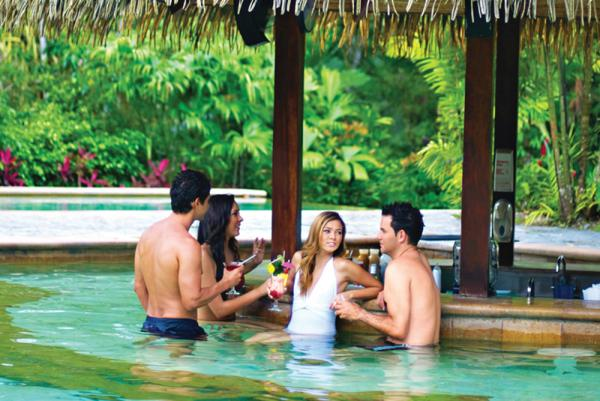 Tabacon Grand Spa Thermal Resort