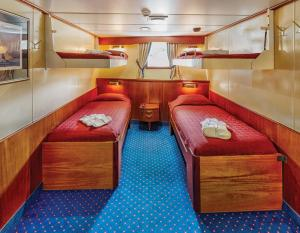 Sea Adventurer Category 1 Cabins.