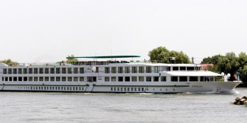 Exterior image of the MS Vivaldi.