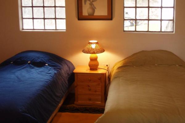 Double accommodations at Hacienda Santa Rita