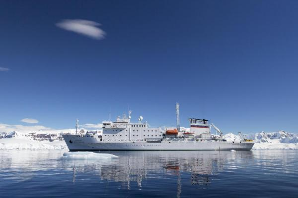 The Akademik Sergey Vavilov/One Ocean Voyager