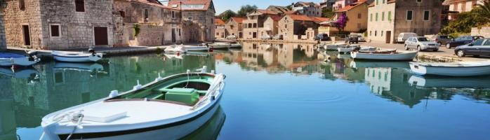 Best Croatia Small Luxury Cruises Of Mediterranean Danube - Small ship cruises for dalmatian coast
