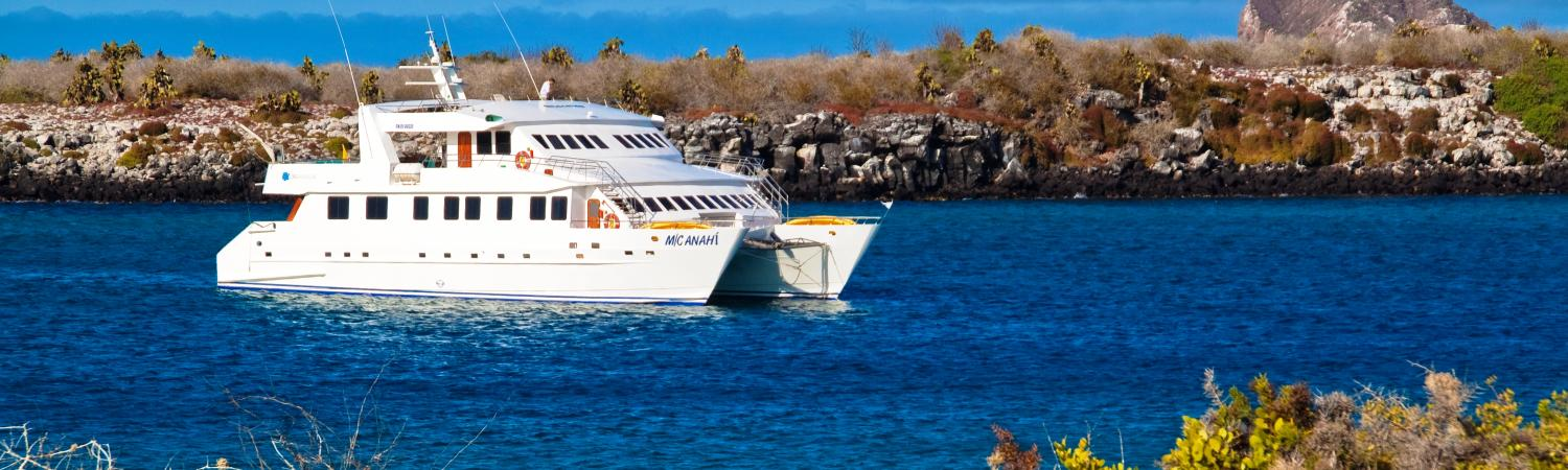 Exterior image of the Anahi.