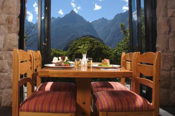 Machu Piccu Sanctuary Lodge