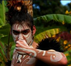 Tapati Festival on Easter Island
