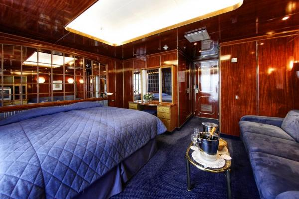 Your suite on the Sea Explorer