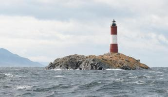 Sail past the Les Eclaireurs Lighthouse