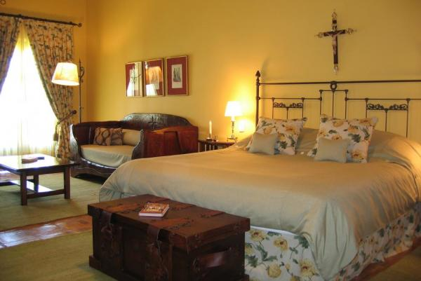Relax in the spacious and comfortable rooms.