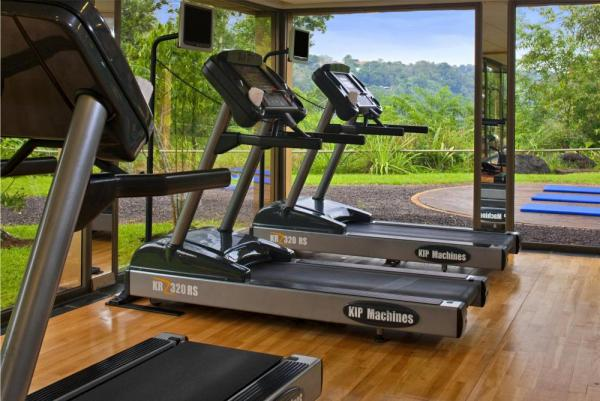 Enjoy the view while staying fit.