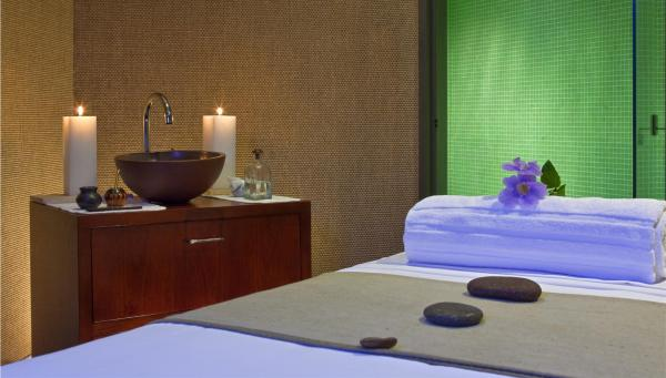 Enjoy an incredible massage in the luxurious spa.