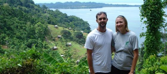 Hiking in Bocas del Toro area
