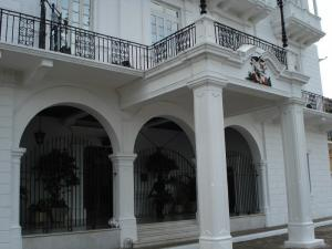 White house of Panama