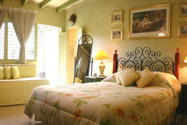 Enjoy these spacious and comfortable rooms.