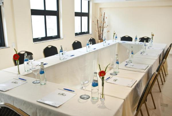 The conference room at the Reino del Plata.