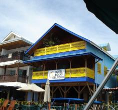 Hotel in Bocas Town Panama