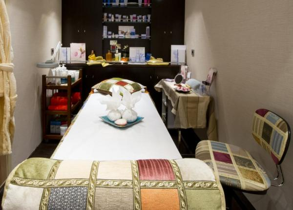 Immerse yourself in relaxation in the Variety Voyager's spa