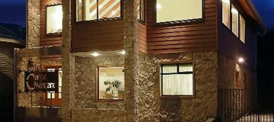 Hotel Carpa Manzano, located in beautiful Punta Arenas