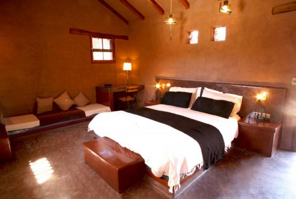 Spacious and comfortable accommodations at the Hotel Altiplanico