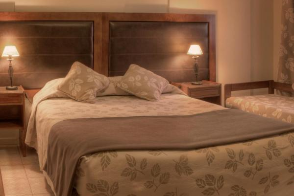 Cozy and spacious rooms await at Hotel Casa Don Tomas