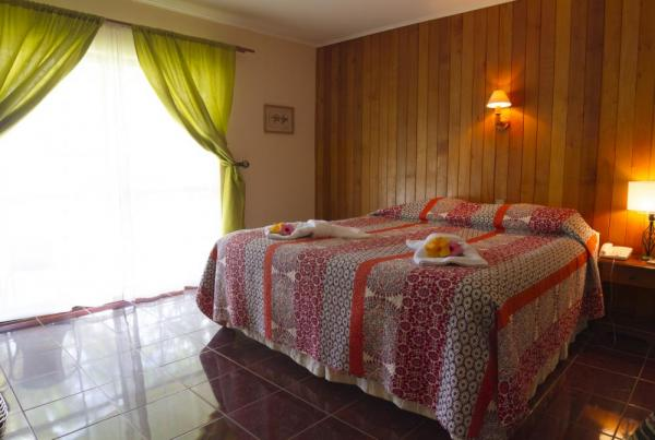 Cozy, clean and spacious rooms at the Hotel Otai