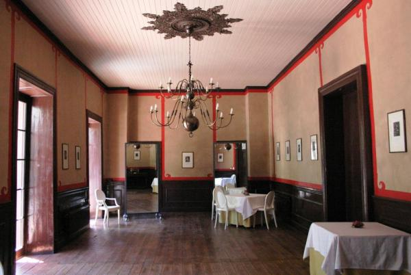 Witness the incredible decor and furnishings at the Residencia Historica de Marchihue