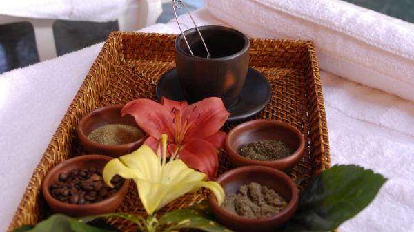 Enjoy an excellent spa treatment at the Santa Cruz Plaza