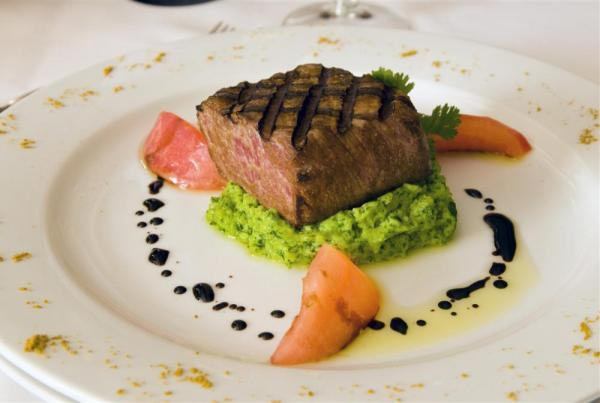 Feast on the delicious dishes at the Hotel Rey Don Felipe