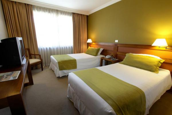 Hotel Rey Don Felipe's rooms area clean, spacious and comfortable