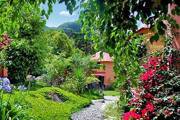 Boquete Garden Inn has some incredible gardens