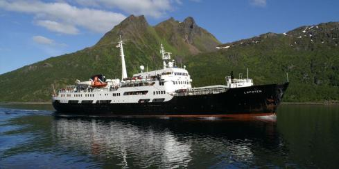 The MS Lofoten