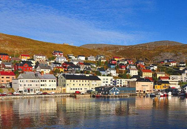 Charming port cities of the Arctic