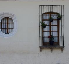 Guatemala charming windows
