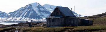 Explore historic buildings along your Arctic voyage