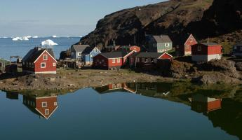 Visit Eastern Greenland, where remote villages nestle among icebergs