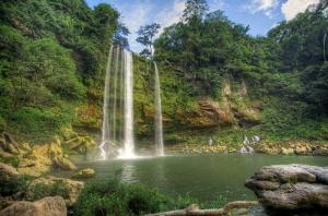 Mishol Ha Waterfall