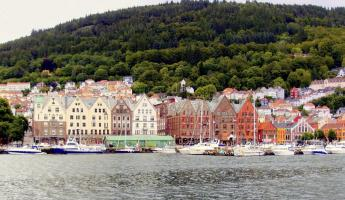 Explore the charming coastal city of Bergen
