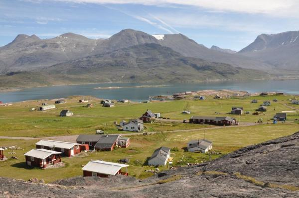 Visit remote Arctic communities on your cruise