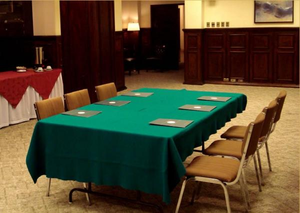 Conference rooms at Ritz Apart