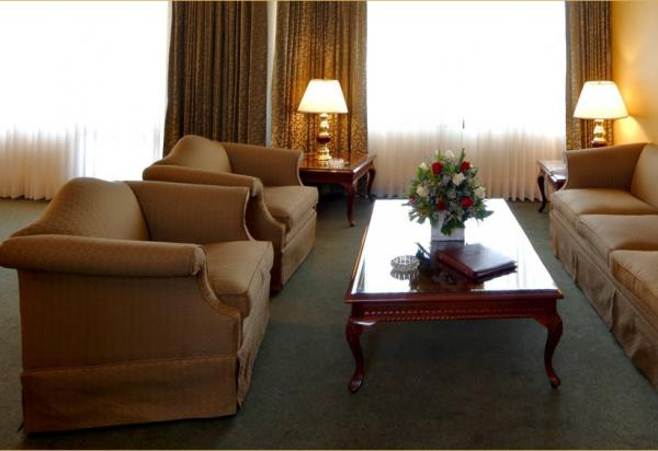 The presidential suite at Ritz Apart