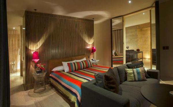Relax in your comfortable suite at Hotel Bo
