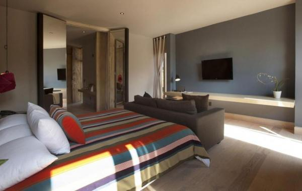 Your spacious suite at Hotel Bo
