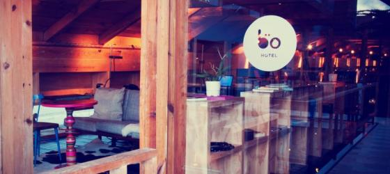 The delightful Hotel Bo