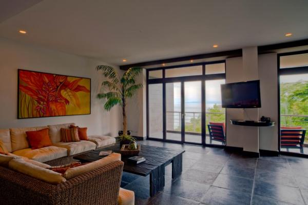 Enjoy sweeping views from your suite at the Preserve at Los Altos